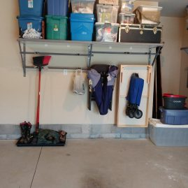 Garage shelving lexington Kentucky